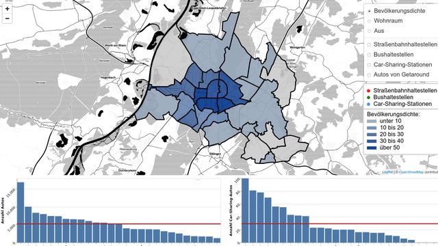 Carsharing-Hauptstadt Karlsruhe